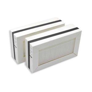 Pollen-Ersatzfilter-Set für Außenluft und Abluft für ALD-8