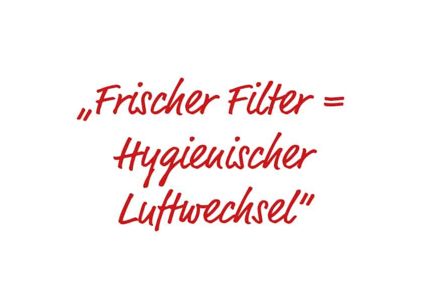 Swentibold Luftfilter